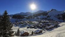 Der Schwyzer Ferienort Stoos
