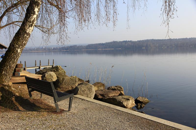 Startpunkt am Greifensee