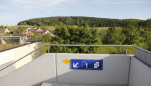 Wandern oder Zugfahren? Bahnhof Forch