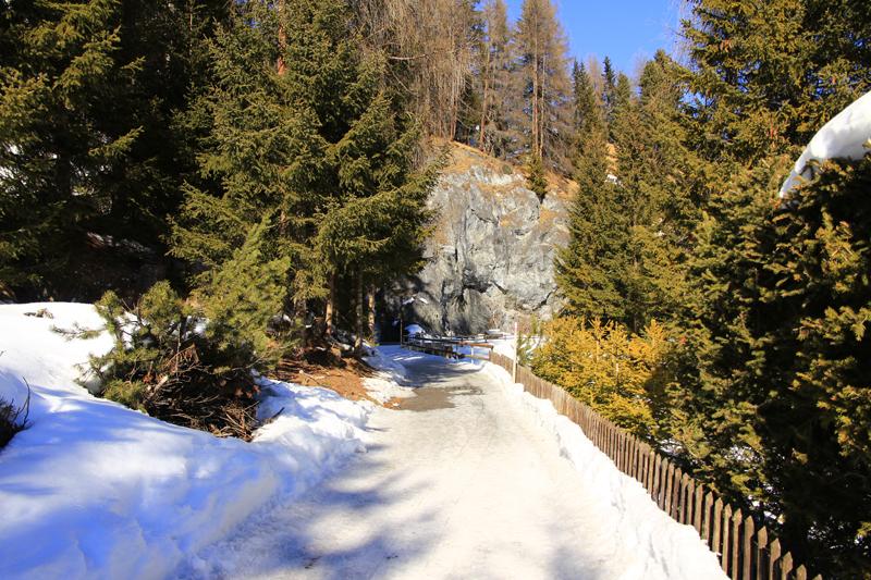 Hohe Promenade in Davos