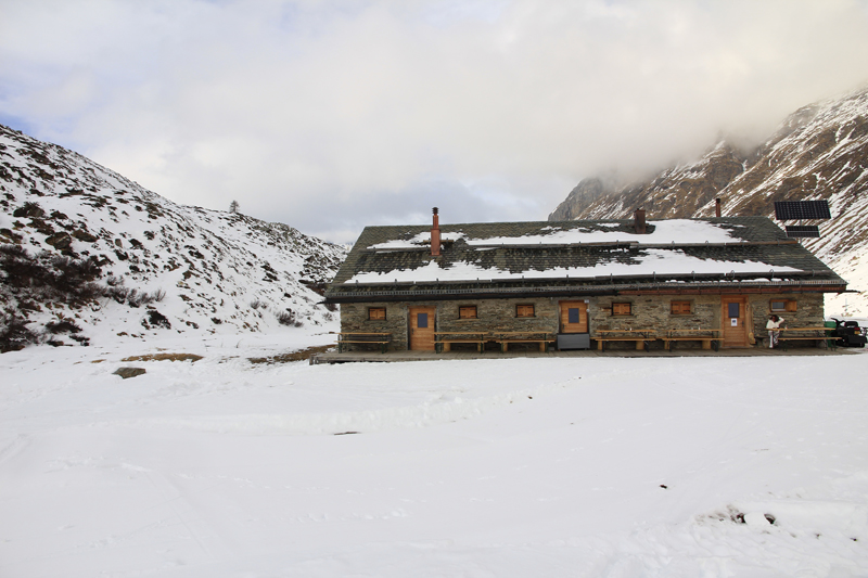 Alp Muot Selvas im Fextal