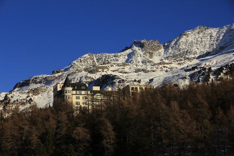 Hotel Waldhaus in Sils Maria