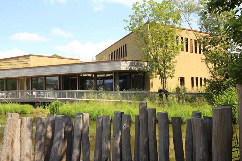 Das Besucherzentrum der Vogelwarte