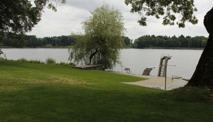 Burgäschisee 4: Nochmals Schwimmbad
